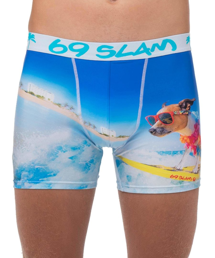 SURF DOG LIMITED EDITION FITTED FIT BOXER