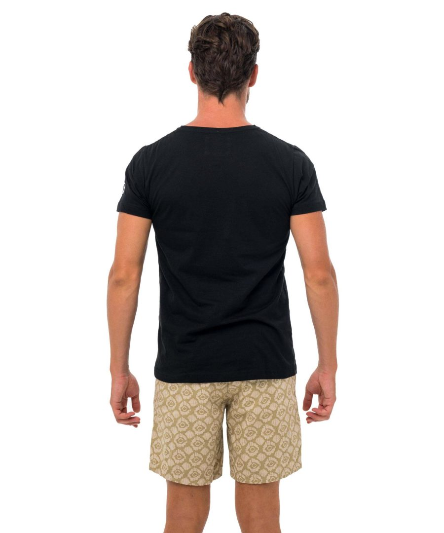FAUX-KET BLACK DNA COLLECTION SHORT SLEEVES T-SHIRT