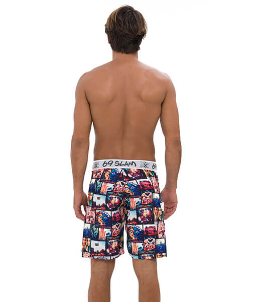 FESTIVAL LONG LENGTH BOARDSHORT