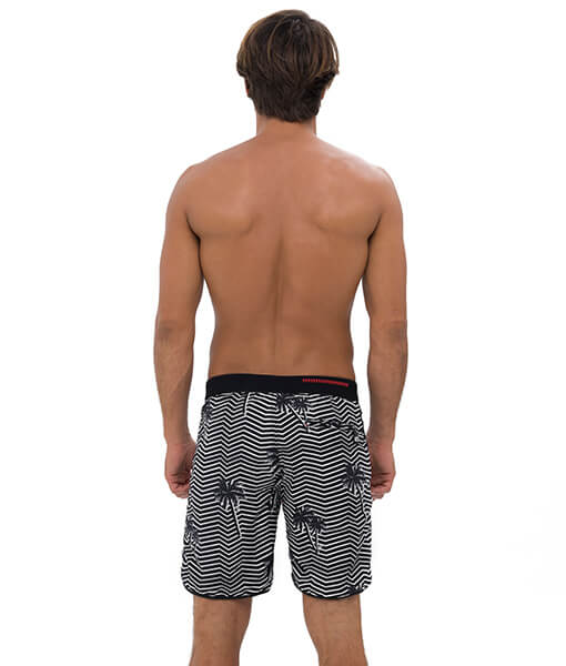 ISLAND DAZE MEDIUM LENGTH BOARDSHORT