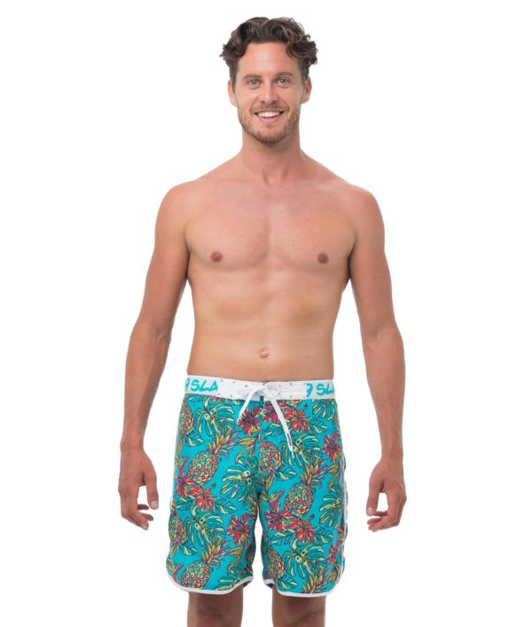 PANAMA MEDIUM LENGTH BOARDSHORT