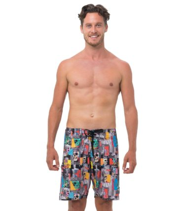 SKULPTURE 4WAYS STRETCH BOARDSHORT