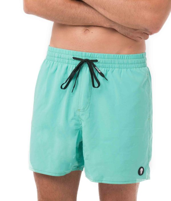 AQUA GREEN ALEXIS 4 WAYS STRETCH BOARDSHORT