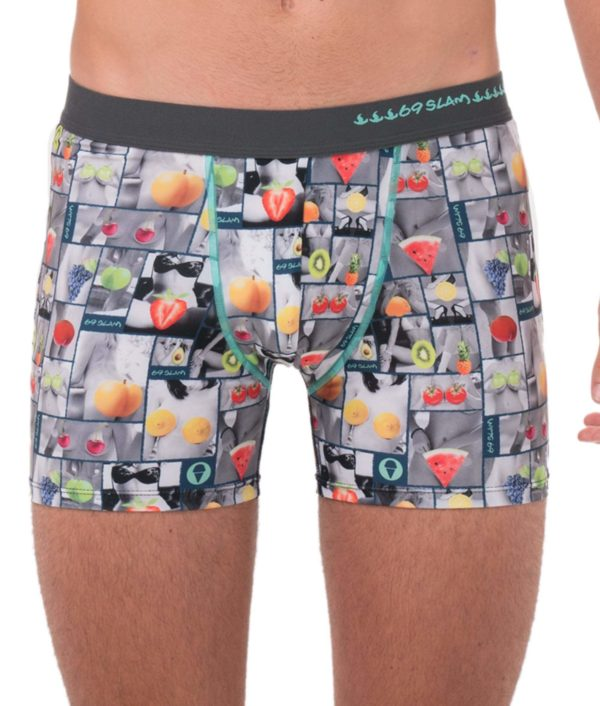 TROPICAL GLAM LIMITED EDITION FITTED FIT BOXER