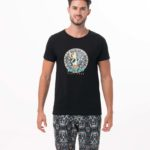 MR. GG BLACK BE DIFFERENT COLLECTION SHORT SLEEVES T-SHIRT