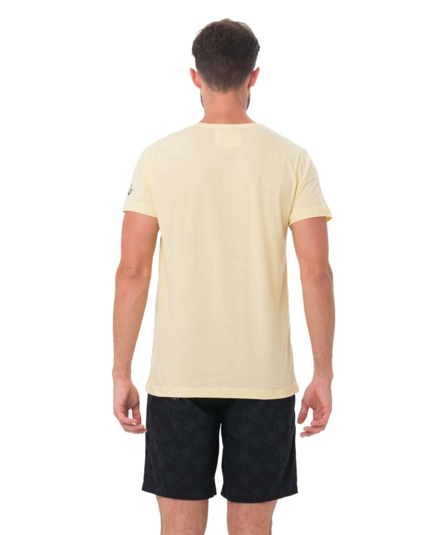 GREEN ICE YELLOW DNA COLLECTION SHORT SLEEVES T-SHIRT