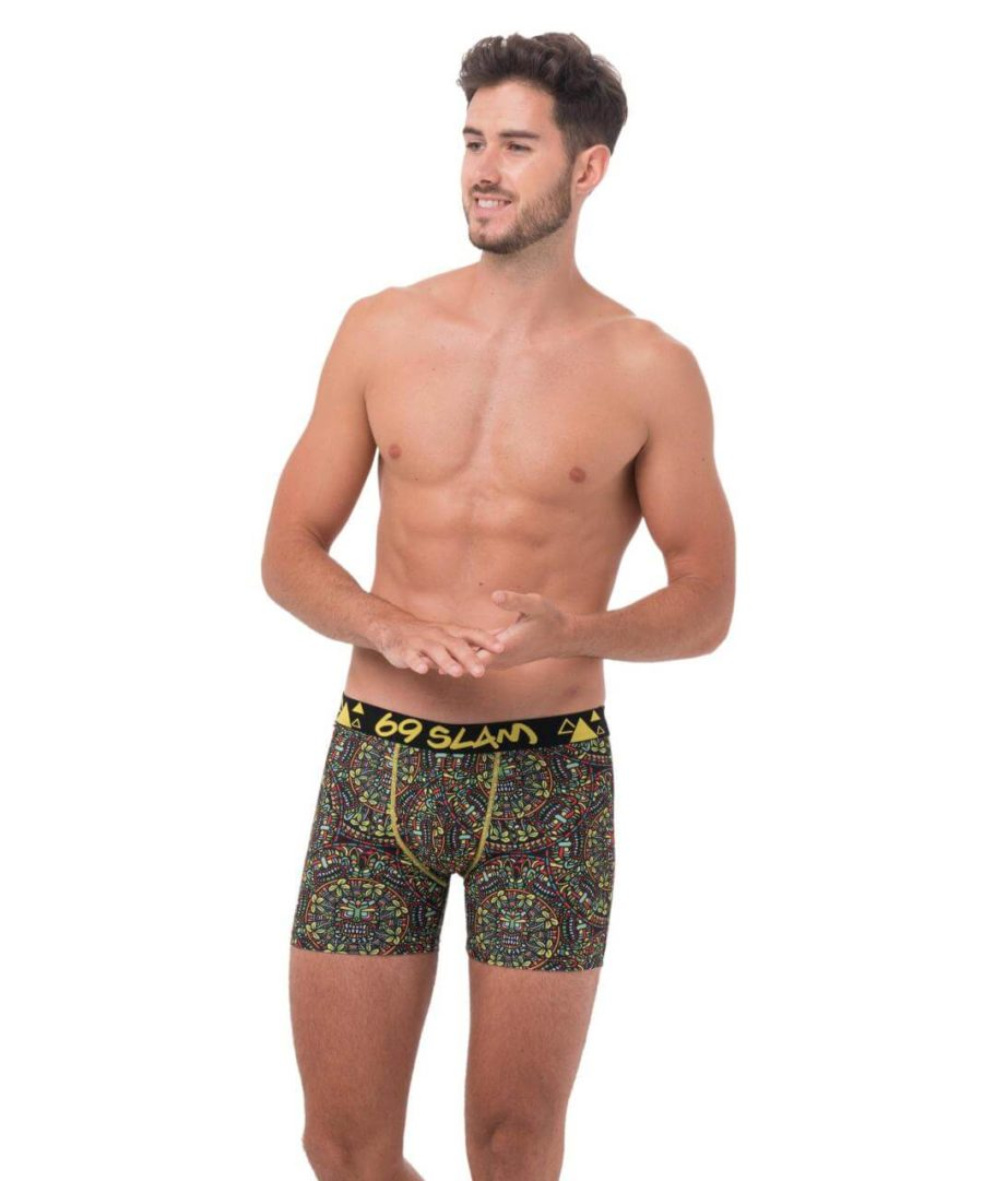 BALI HAI FITTED FIT BOXER