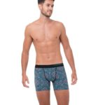 PASTEL MANDALA FITTED FIT BOXER